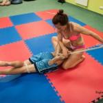 competitive bondage wrestling