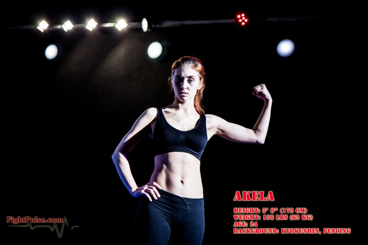 Please welcome Akela - our newest wrestler!