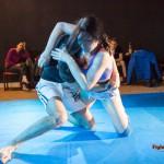 fierce competitive mixed battle