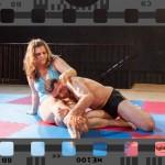 Lucrecia mixed wrestling