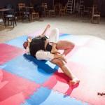 body-stretch - rear-naked-choke combination