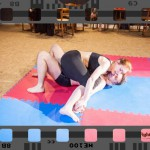 Akela mixed wrestilng