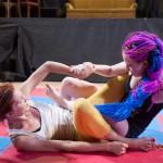real female wrestling