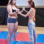 fingerlock wrestling
