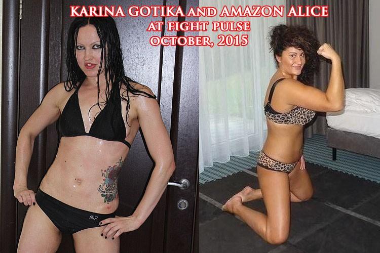 Karina Gotika and Alice travel to Prague