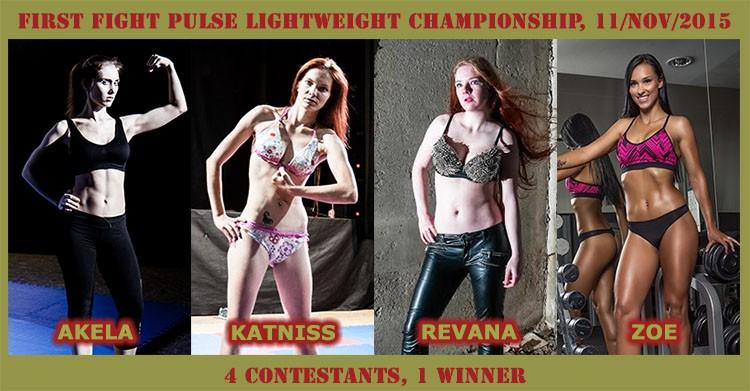 Lightweight Championship of Female Wrestling
