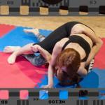 female wrestling video