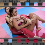 Real Female Submission Wrestling Video