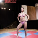 Zoe - wrestler from Plzen, Czech Republic