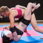 body triangle by Karina