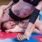 Karina Gotika dominates Marek
