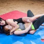 Jane trying to conrol Akela