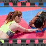 H2H - full video - Akela vs Zoe physical feats challenges