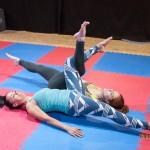 female leg wrestling