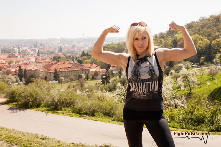 Axa Jay in Prague
