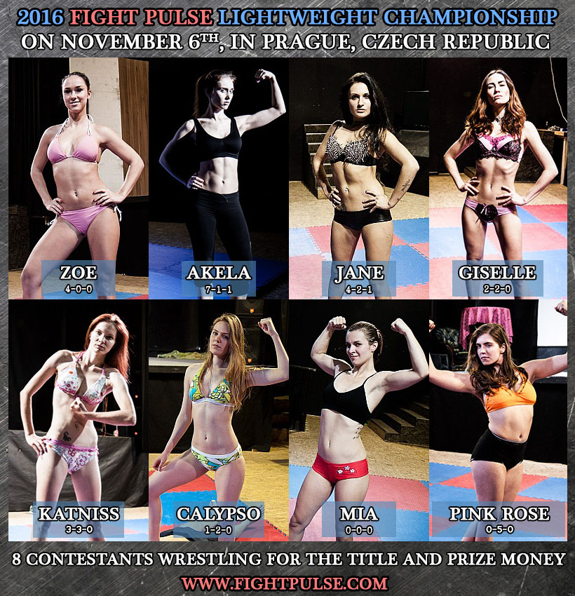 Fight Pulse Competitive Female Wrestling Championship 2016