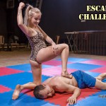 NC-60: Daisy Lee vs Marek – escape challenge