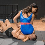 NC-159: Giselle vs Frank (smother onslaught)