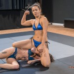 FW-118: Lia Labowe vs Ali Bordeaux (domination rules)