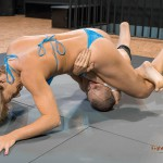 MX-145: Axa Jay vs Frank (scissors & smothers only)