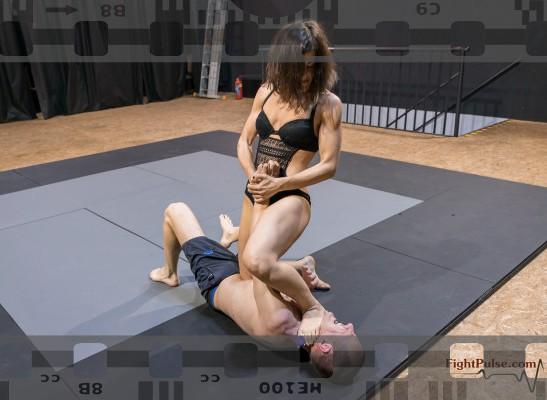 FightPulse-NC-179-Donna-Spietata-video