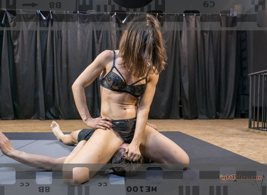 FightPulse-NC-185-Donna-Spietata-II-video