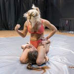 FW-138: Pamela vs Laila